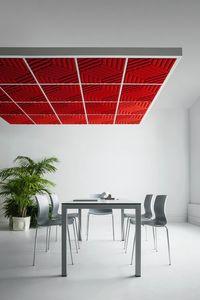 Madison, Sistema de absorción de sonido para falso techo.