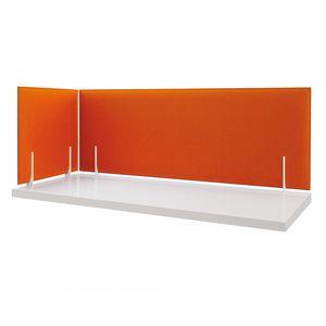 Minimal, Sistema de paneles divisorios de escritorio.