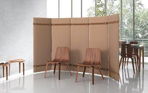 Pli, Sonido - absorción tabique adecuado para oficinas