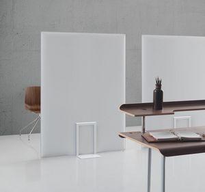 Pli Oversize, Paneles acústicos que se pueden utilizar para dividir el espacio