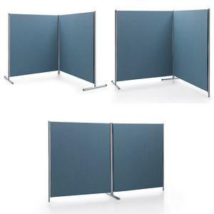 Sepà Rolls, Divisores modulares, que absorben el sonido.