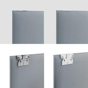 Snowfix, Sistema de fijación a la pared de paneles snowsound.