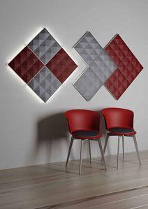 Stilly, Paneles fonoabsorbentes de pared