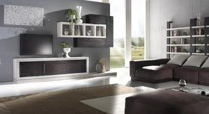 Nuova Vimini, Muebles modulares de pared