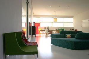 Autoleveling epoxy resin floors for the home, Suelo de resina autonivelante, para los hospitales