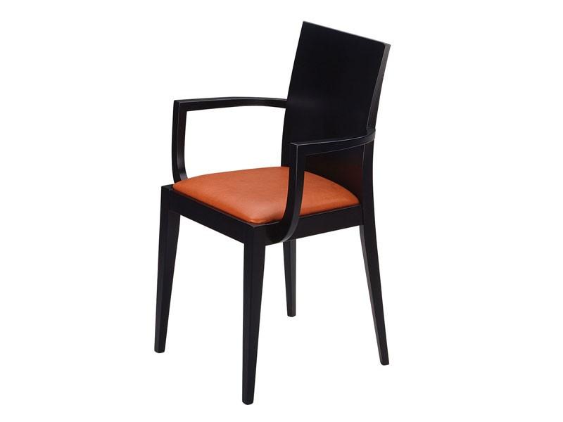 Masha/P, Butaca con asiento acolchado, para bares y restaurantes