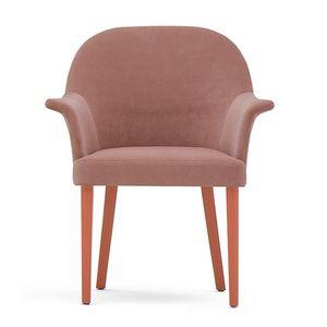 Grace 03432, Moderno sillón acolchado con asiento con cinturones