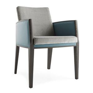 Newport 01831, Cómodo pequeño sillón ideal para restaurante, un bar y un hotel