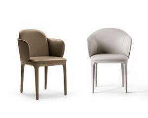 Manda Plus pequeño sillón, Elegante y refinado sillón pequeño