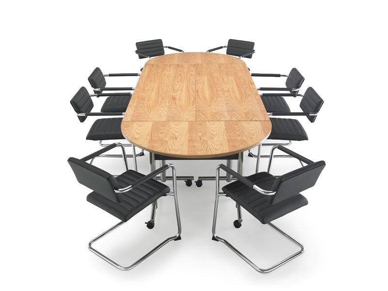Tiani 02/2, Sillón acolchado para salas de reuniones y oficinas