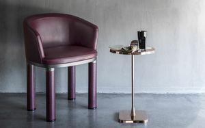 Bold Chair, Sillón pequeño tapizado