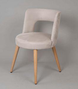BS469A - Sillón, Sillón con asiento tapizado