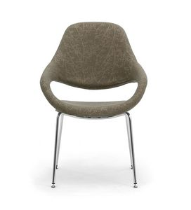 Samba Plus, Cómoda silla con respaldo alto