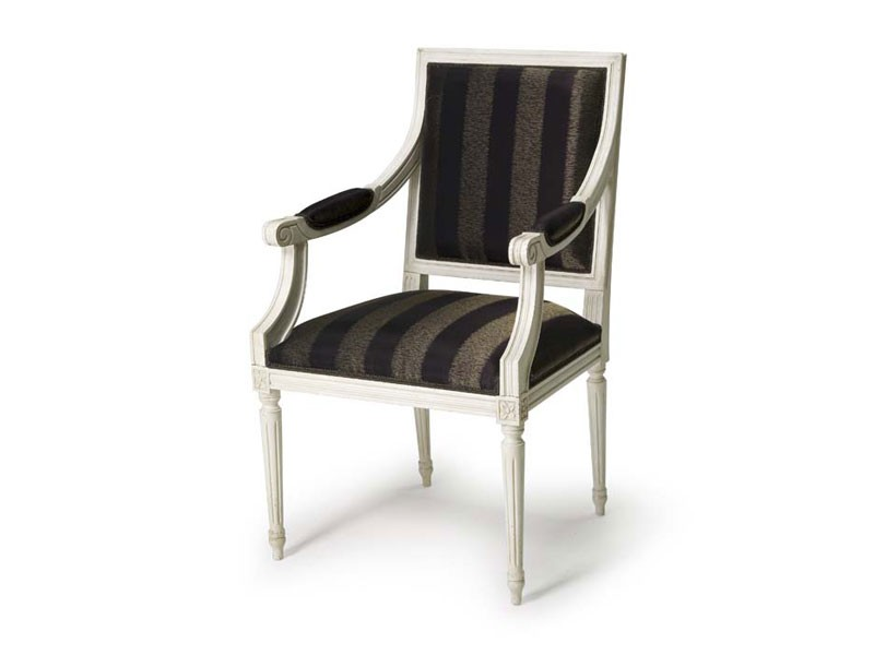 Art.103 armchair, Sillón para hoteles y restaurantes, estilo Luis XVI