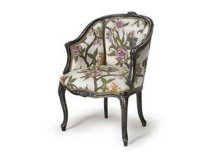 Art.302 armchair, Sillón de estilo clásico
