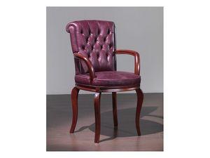 Bonn Chair with arms, Silla de estilo clásico, con brazos, para Hotel