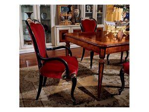 Display armchair 850 P, Cena de la silla con brazos