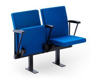 Aura ZN, Sillón con asiento plegable