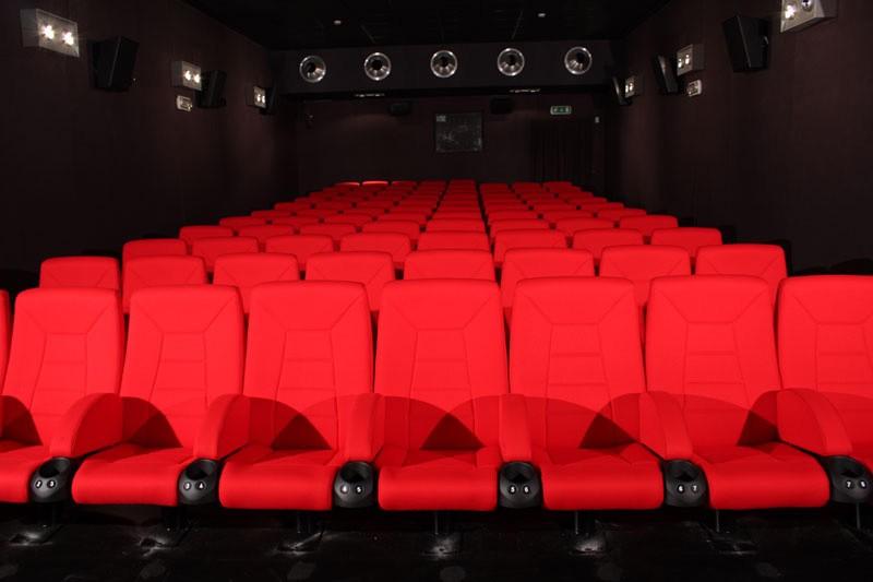 Comfort France, Sillones contra incendios en estilo moderno, para cines habitaciones