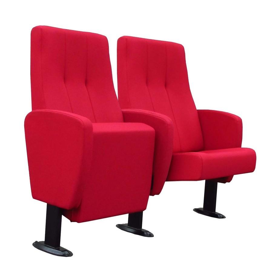Comfort Plex, Silla acolchada Fireproof para las salas de cine