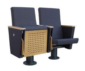 Giada ASC, Butaca para el teatro, asiento plegable, en poliuretano