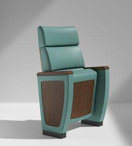 IMPERIAL, Cómodo sillón para auditorio