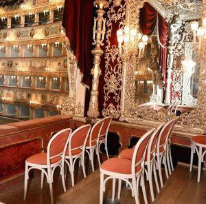 La Fenice Theatre in Venice, Sillas personalizadas para teatro, La Fenice de Venecia