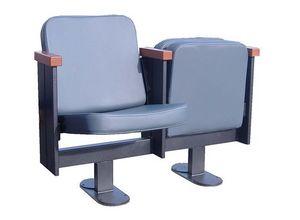 Movia 12, Silla con asiento plegable, para el teatro y el cine