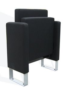 Movia 14, Silla con auditorio asiento plegable