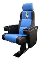 Plex Stadio, Auditorio sillón acolchado y el cine