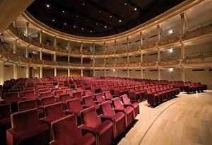 Ristori Teatro en Verona, Butaca con asiento plegable para teatros