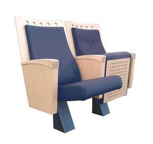 Simplex Export, Silla con asiento plegable, para el teatro y el cine