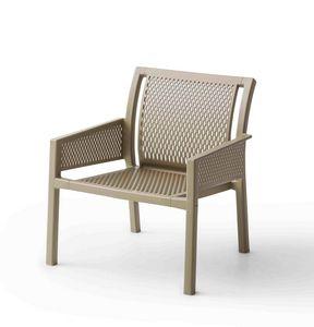 Grand Minush, Sillón con asiento ancho para uso en exteriores