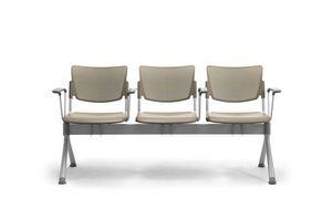 LaMia bench 661013W-GA, Banco para salas de conferencia, para uso al aire libre