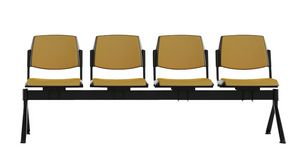 Wampa banco, Silla en la barra para salas de espera, en polipropileno