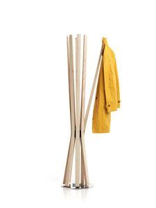 Bloom, Perchero giratorio, con brazos flexibles