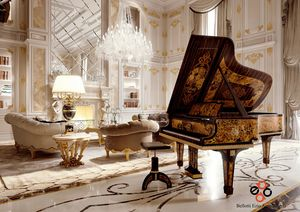Piano 672, Piano de lujo