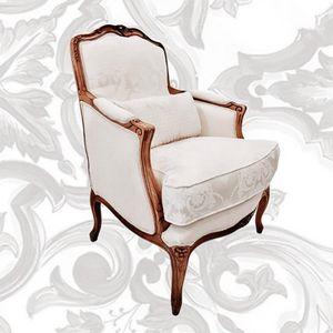 3120 Sillón, Sillón de estilo clásico Luis XV