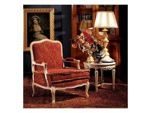 Complements armchair 806, Sillón clásico de hotel