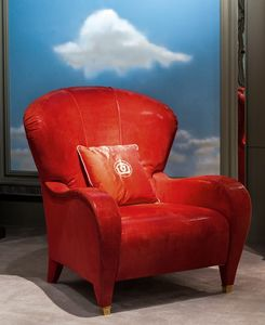 PO56, Sillón clásico adecuado para entornos residenciales