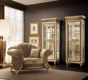 Fantasia Sillón, Lujosos sillones de estilo neoclásico