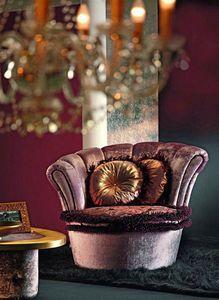 Marilyn sillón, Sillones con formas redondeadas