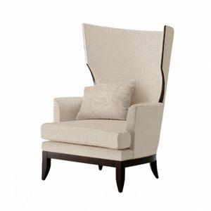 Vendome begere sillón, Sillón bergere con diseño clásico