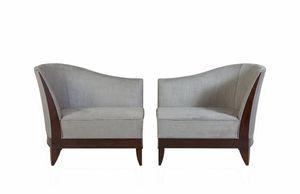 Vendome sillones, Sillones para el área de conversación