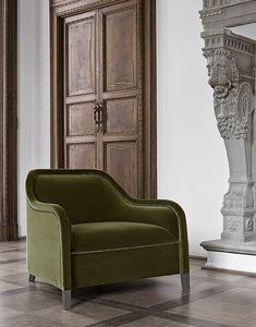 Arpège Eleve sillón, Sillón en equilibrio entre diseño y clasicismo