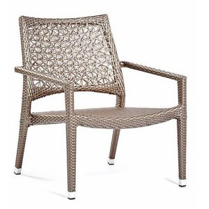Altea lounge, Asiento de Salón, el tejido con motivos florales, para el aire libre