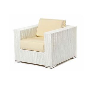 Cora sillón, Mano Sillón tejido, para piscinas y jardines