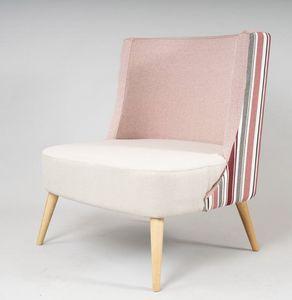 BS533A - Sillón, Cómodo sillón con respaldo alto