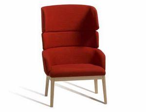 Concord 527UM, Cómodo sillón con respaldo alto