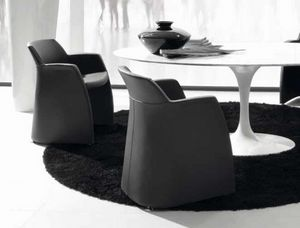 Grey-S, Elegante silla para sala de reuniones